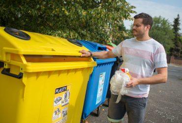 Každý Čech vytřídil loni v průměru skoro 67 kilogramů odpadu!